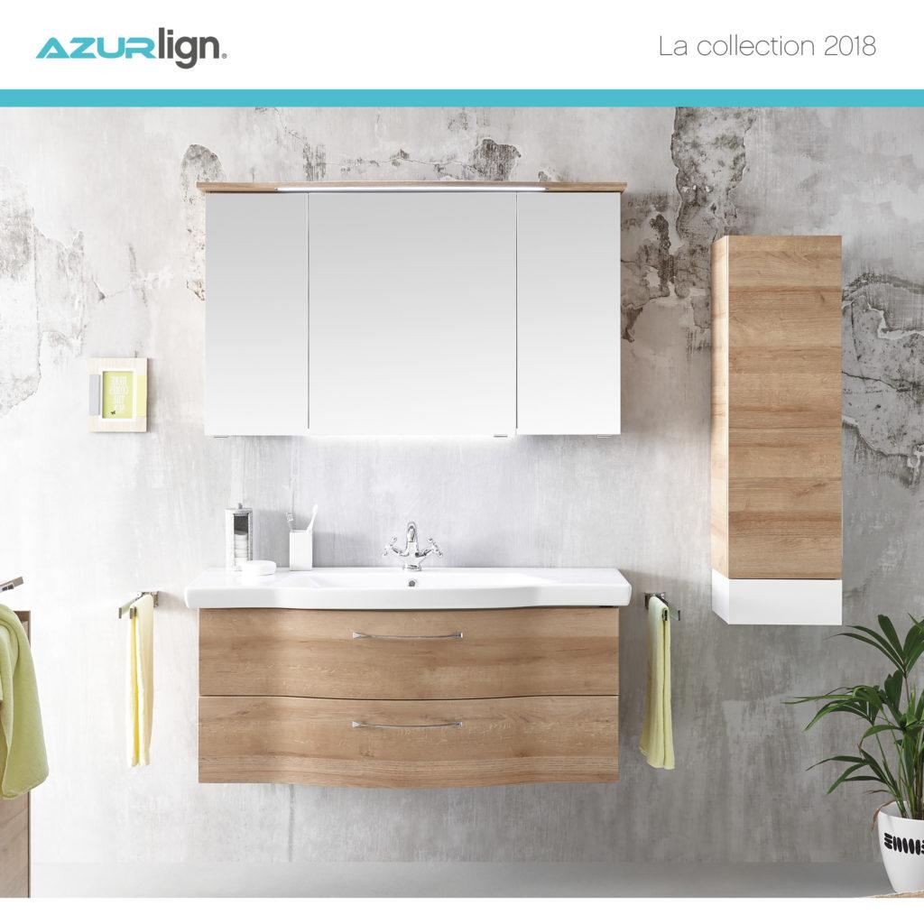 Le nouveau catalogue Azurlign 2018 est arrivé !