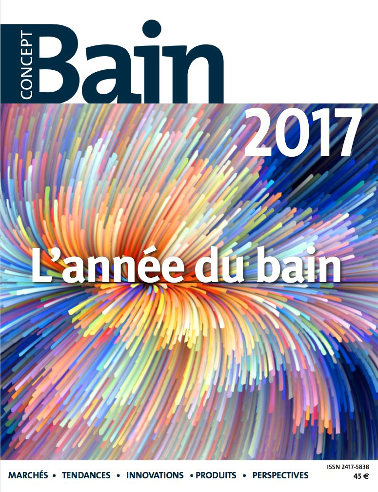Azurlign apparaît dans le catalogue l'année du Bain 2017