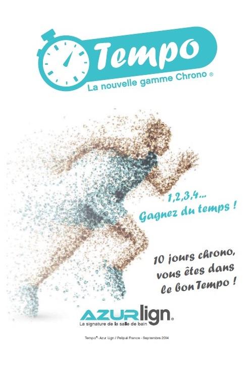 Lancement Officiel Tempo®, la nouvelle gamme chrono livrée en 10 jours!