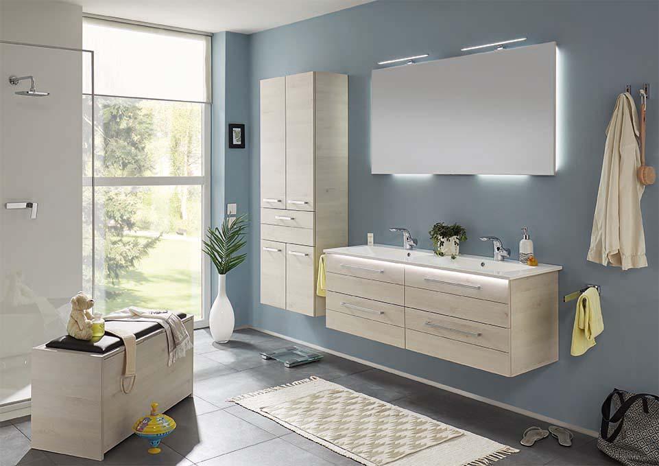 Nouveauté Azurlign 2017 : Equido, le meuble de bain précis et tout en équilibre !