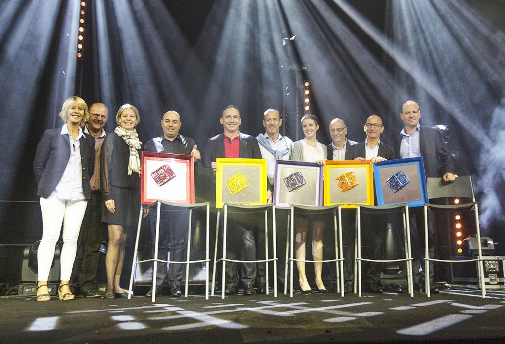 Clone de Première participation d'Azurlign au Salon Algorel: Une réussite étoilée